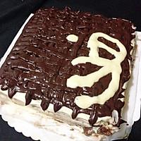 自制巧克力蛋糕