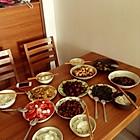 发小家庭聚餐