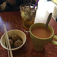 咖喱鱼丸 丝袜奶茶