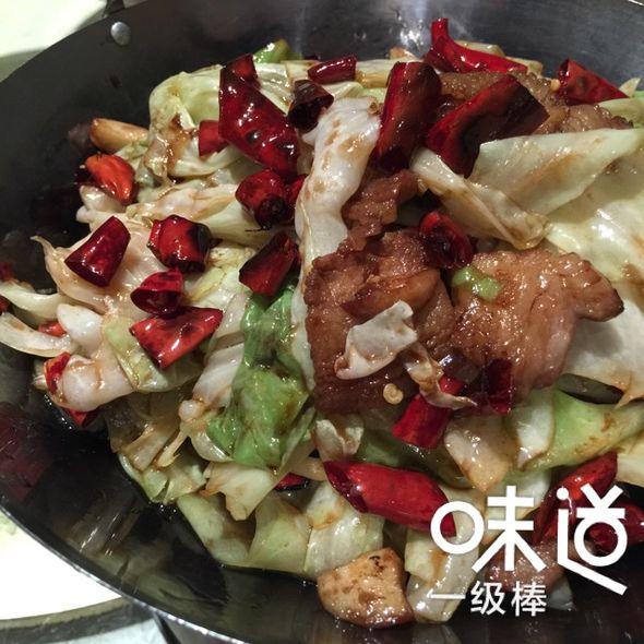 干锅手撕白菜