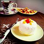 奶油小蛋糕