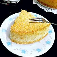 无油海绵蛋糕