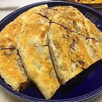 蘑菇油渣饼