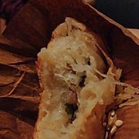 培根萝卜丝饼