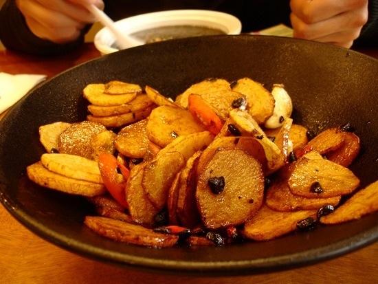 状元大碗小土豆