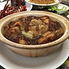 砂锅杂烩菜