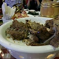 阿尔巴斯山羊肉