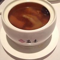 海底椰瘦肉汤