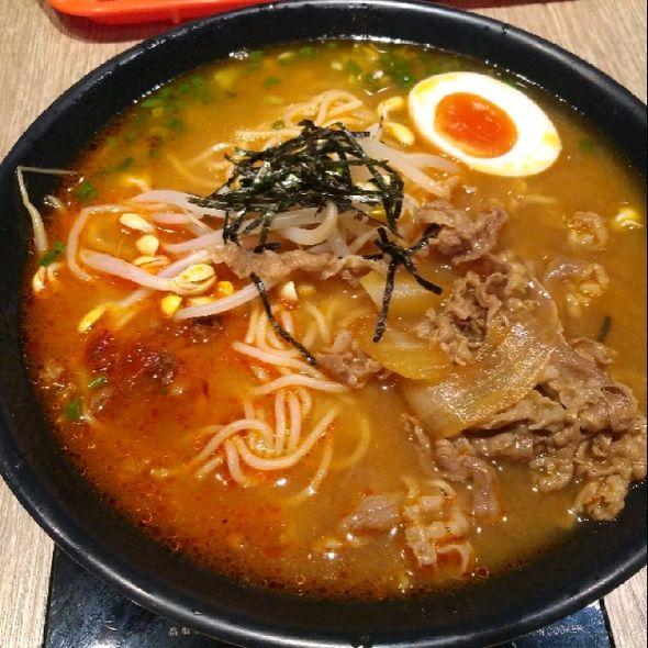 肥牛味增汤