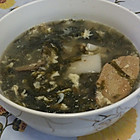 紫菜年糕汤