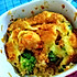 黄金芝士焗饭(懒人快手菜)