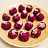 紫色谜团(巧克力馅紫薯糕)
