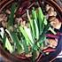 中餐厅里的豆瓣鸡
