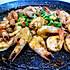 蒜蓉铁板虾的做法
