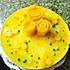 芒果冻芝士蛋糕#豆果5周年庆#