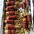 烤箱版--培根金针菇卷