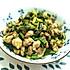 青蒜炒海蛎