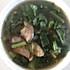 菠菜烩肝汤