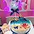海洋之星酸奶慕斯蛋糕