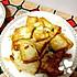 小葱煎豆腐