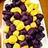 自制手工芋圆(紫薯红薯芋圆)