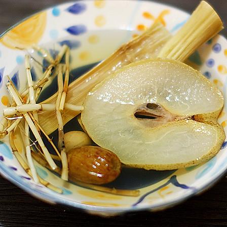 悦食蜜饮 白茅根竹蔗雪梨水 100克/包 (蜜悦家出品)