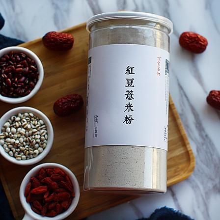 悦食蜜饮 红豆薏米粉 500克/桶 (蜜悦家出品)