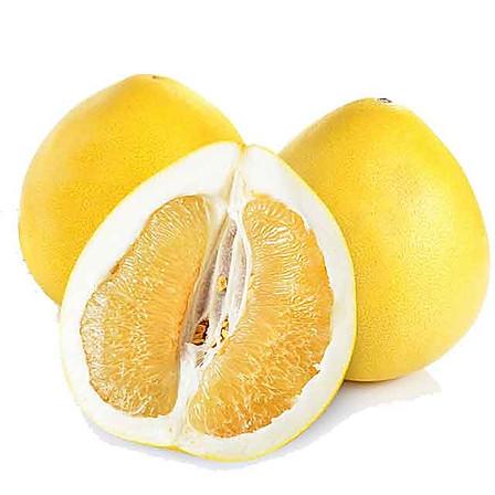 山海味道 福建琯溪蜜柚 2个装 4-5斤 包邮